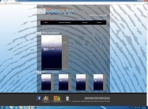 Diseño pagina Web - ReTH