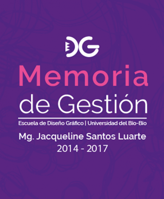 Memoria de Gestión 2014 – 2017   Jacqueline Santos L.