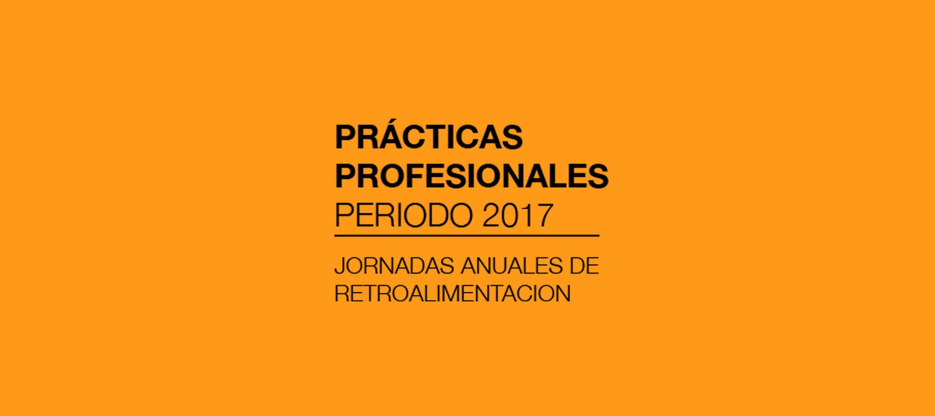 Prácticas Profesionales Periodo 2017