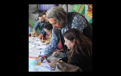 Fosis y UBB realizaron talleres dirigidos a emprendedores de las Regiones de Bíobío y Ñuble