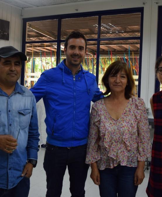 Con éxito finalizo actividad Workshop de Consejo de la Cultura, Región de Ñuble.